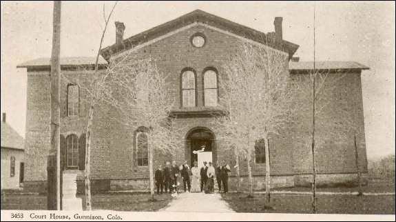 Historic Courthouse Picture