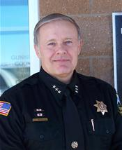 Sheriff Richard D. Besecker
