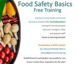 Food Safety Basics Training Logo